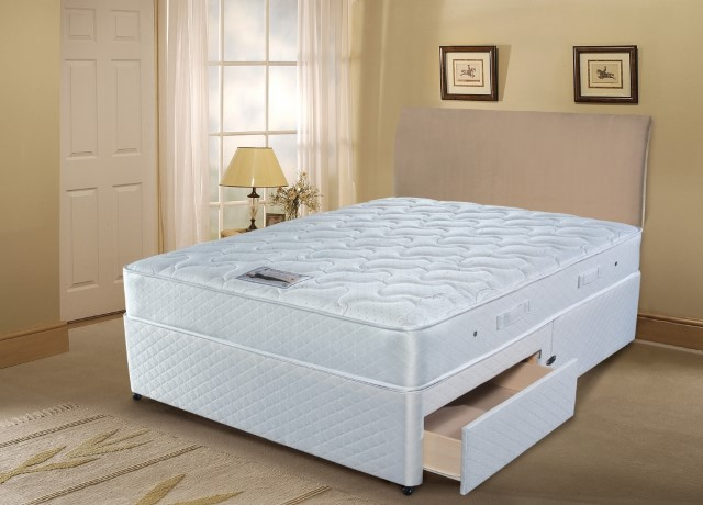 Sleepeezee Select Visco 600 Divan