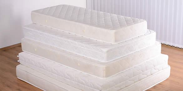 Express delivery on Mattresses