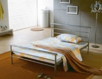 Contract Metal Bed Frame