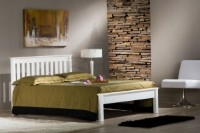 Denver Bedstead White