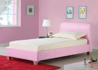 Limelight Pink Galaxy bedstead
