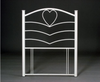 Love Headboard in White