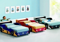 Ferrari Racing Car Bed (M&H Designs)