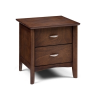 Minuet 2 Drawer Bedside Chest