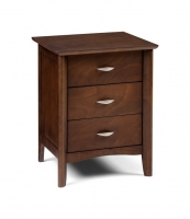 Minuet 3 Drawer Bedside Chest