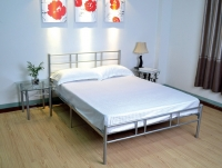 GFW Silver Morgan Bed