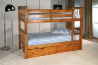 Limelight Pavo Bunk in Pine