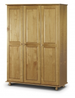 Pickwick 3 Door all hanging Wardrobe