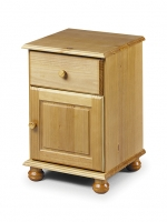 Pickwick 1 Door 1 Drawer Bedside Chest