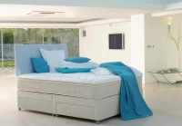 Silentnight Miracoil Ultimate Memory Divan