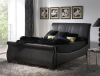 Kaydian Bamburgh Leather Bed
