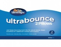 Silentnight Ultrabounce Twin Pack Pillows