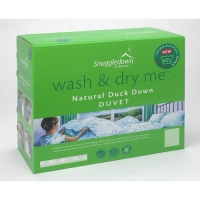 Snuggledown All seasons Duck Down Duvet