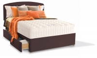 Sealy Jubilee Latex Divan (4 drawer)