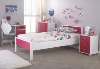 GFW Miami Bed in Pink