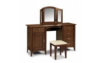 Minuet Twin Pedestal Dressing Table