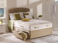 Sealy Madeleine 1200 Divan (4 drawer)
