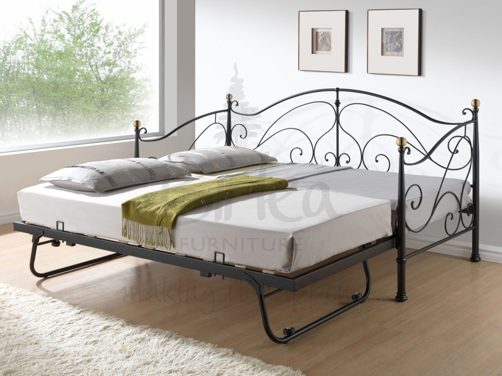 Birlea Milano Daybed and trundle